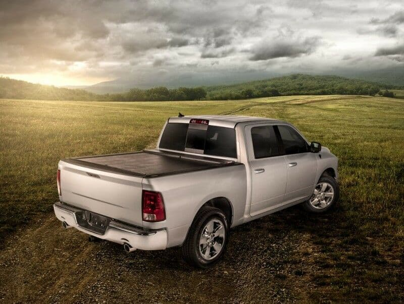 oll-N-Lock LG221M Locking Retractable M-Series Truck Bed Tonneau Cover for 2014-2018