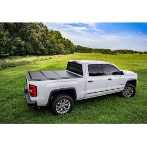 UnderCover Flex Hard-Folding Truck Bed Tonneau Cover